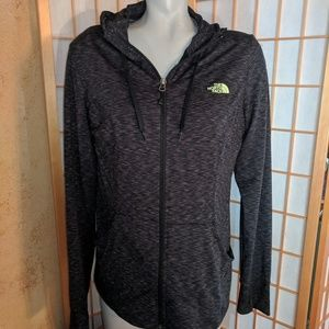 The North Face hoodie, large.